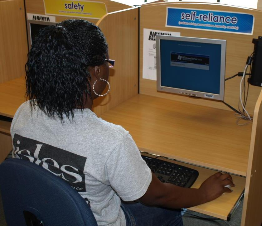 youthbuild computer class