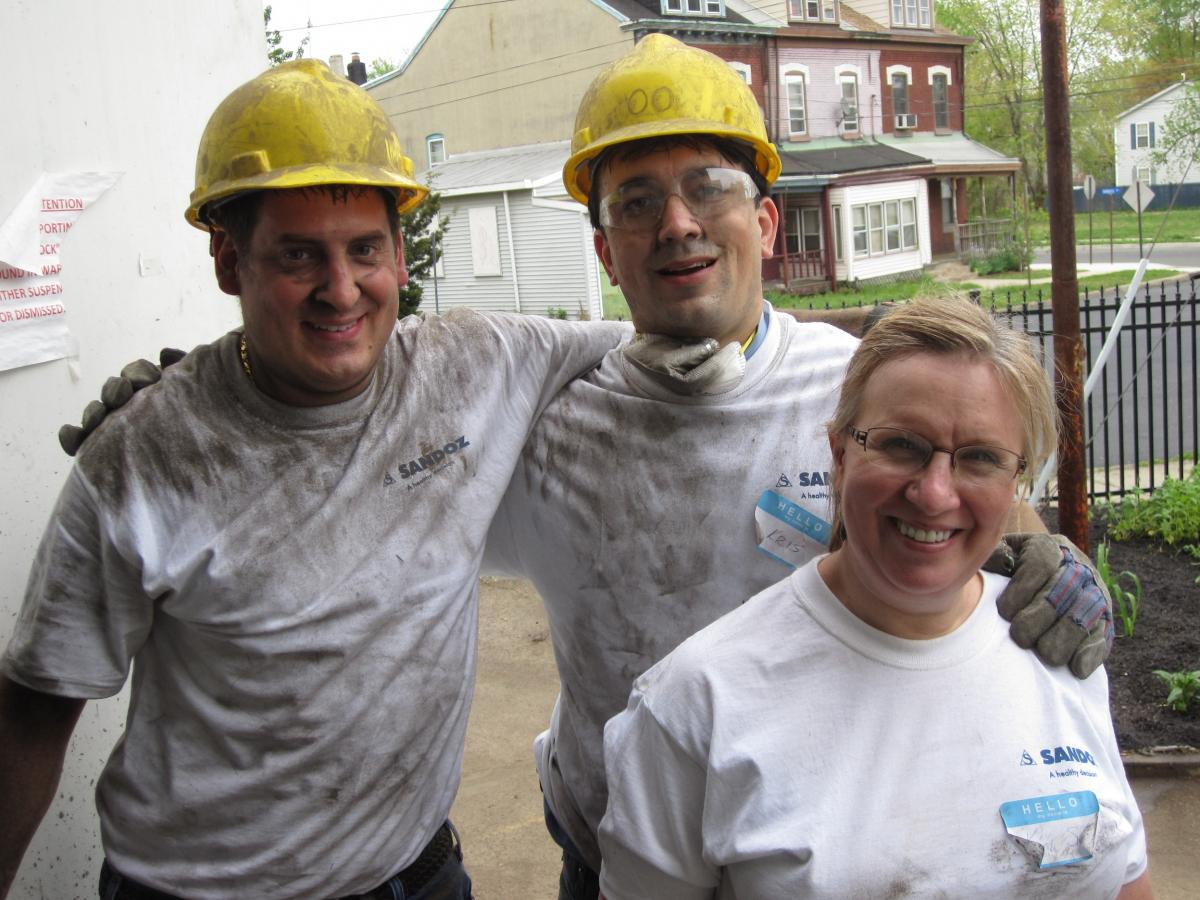 youthbuild construction